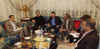 رئيس الحكومة يستقبل الائتلاف الوطني من أجل اللغة العربية