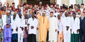 الملك يدشن مشروع توسعة معهد محمد السادس لتكوين الأئمة المرشدين والمرشدات
