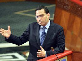 الخلفي: لن نسمح للتمويل الأجنبي للجمعيات أن يؤثر على السيادة الوطنية
