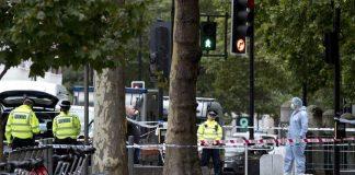 """الشرطة البريطانية: حادث متحف لندن """"ليس إرهابيا"""""""