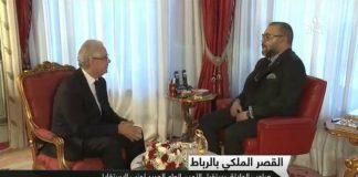 الملك يستقبل الأمين العام الجديد لحزب الاستقلال نزار بركة