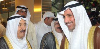 رسائل أمير الكويت تتصدر جهود حل أزمة الخليج