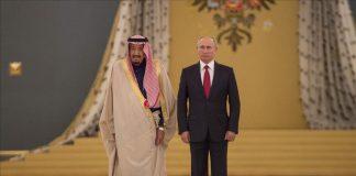 بوتين لسلمان: أزمة الخليج تعرقل محاربة الإرهاب