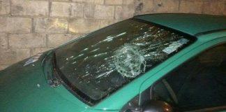 تكسير سيارة تابعة لموكب أميرة بمدينة سلا