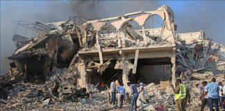الصومال.. ارتفاع عدد ضحايا تفجير مقديشو إلى 189 قتيلًا