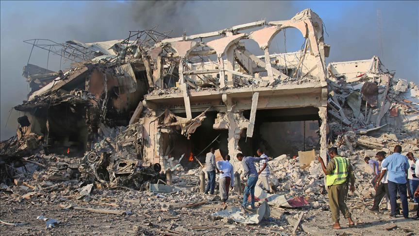 هجوم بسيارة مفخخة يستهدف مركزا عسكريا جنوبي الصومال