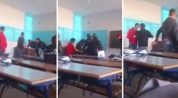 كيف علق أساتذة على حادثة الاعتداء على زميلهم بورزازات؟!