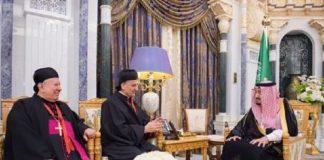 البطريرك اللبناني يلتقي بن سلمان والحريري