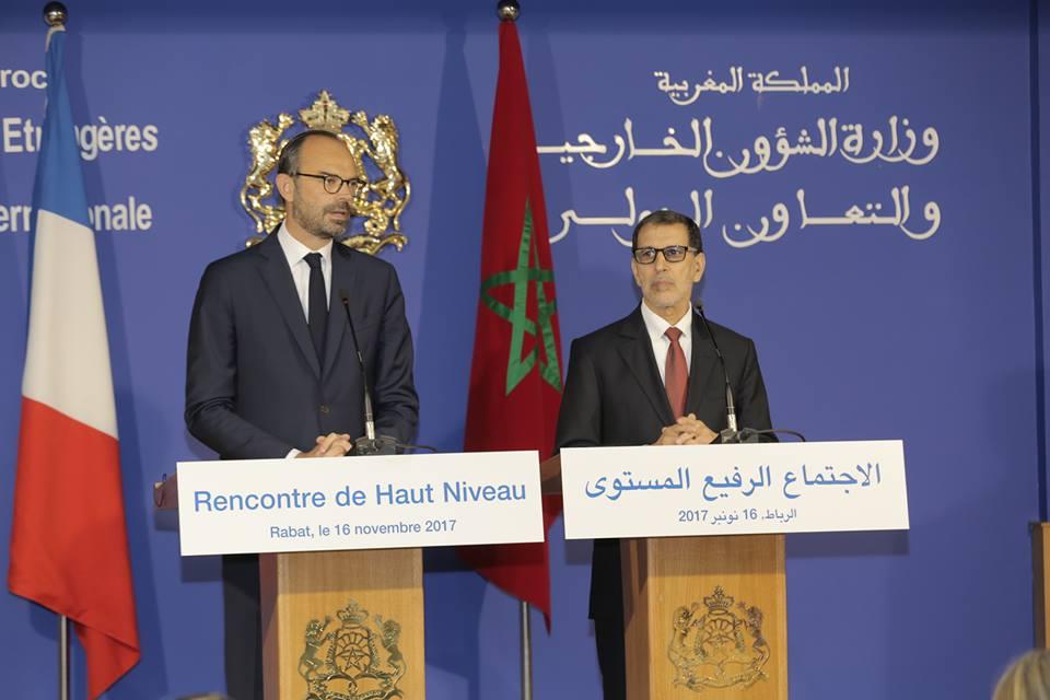 المغرب وفرنسا يقرران تطوير تعاون معمق في خمس مجالات استراتيجية