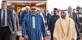 الإمارات تعلن وقوفها مع المغرب إثر قطع العلاقة مع إيران