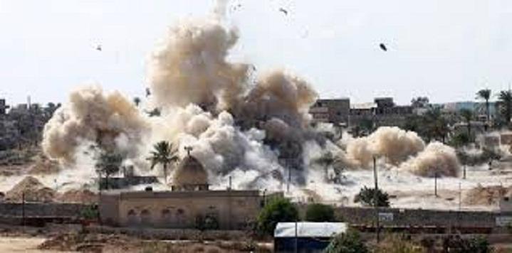 وزير جزائري: عملية سيناء ضمن فوضى تستهدف الإسلام ولرسم العالم من جديد