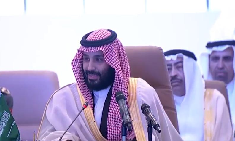 ولي العهد السعودي يبحث مع مسؤول عسكري أمريكي جهود محاربة الإرهاب