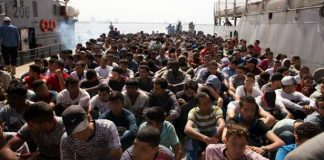إنقاذ 29 مهاجرا غير شرعي بعرض السواحل الأندلسية