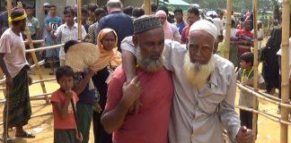 """الأمم المتحدة: رياح بنغلادش """"الموسمية"""" تهدد عشرات آلاف الروهنغيا"""