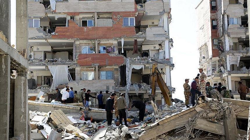 هزة أرضية تضرب شمالي العراق بعد يومين من زلزال قوي