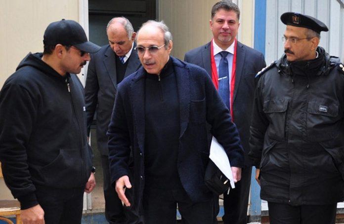 إخلاء سبيل وزير داخلية مصر الأسبق حبيب العادلي