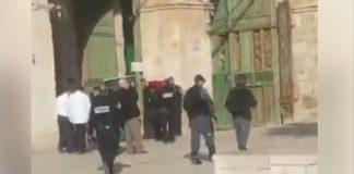 فيديو.. جانب من اقتحام عشرات المستوطنين للمسجد الأقصى المبارك بحماية من شرطة الاحتلال اليوم