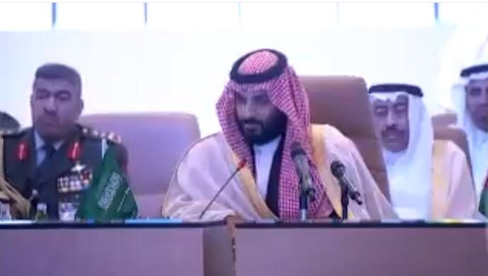 فيديو.. هكذا افتتح ابن سلمان الاجتماع الأول لوزراء دفاع التحالف لمحاربة الإرهاب