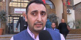 استدعاء المحامي إسحاق شارية