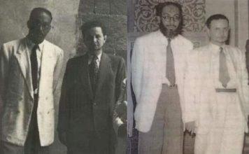 رسالة شفاعة من الزعيم المغربي علال الفاسي إلى الرئيس عبد الناصر؛ في شأن اعتقال الأستاذ محمود شاكر