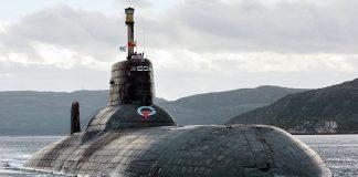 غواصة روسية عملاقة يمكنها تنفيذ 200 هجوم نووي ضد أمريكا