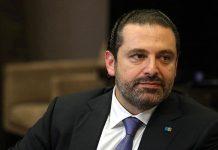 الحريري أمام أنصاره: أنا باق معكم لنكون خط الدفاع عن لبنان