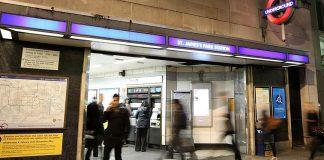 إجلاء مواطنين من محطة مترو وسط لندن على خلفية إطلاق نار