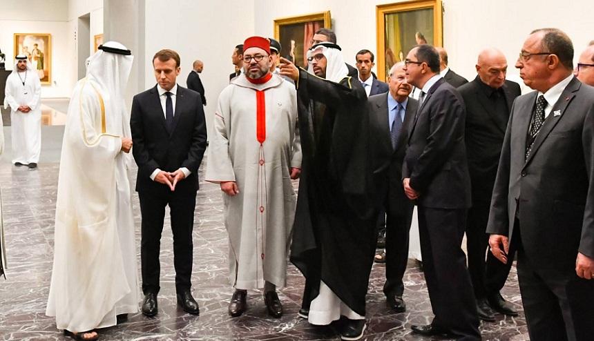 مساعي الملك محمد السادس لرأب الصدع في البيت الخليجي