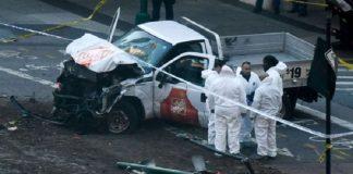 مقتل ثمانية أشخاص في حادث دهس بمدينة نيويورك الأمريكية