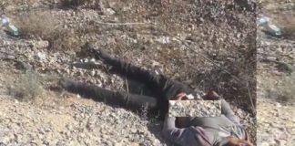 فيديو محزن.. شاب صدمته سيارة وبقي شبه ميت قرابة 12 ساعة مرميا جنب الطريق بين تزنيت وأكادير