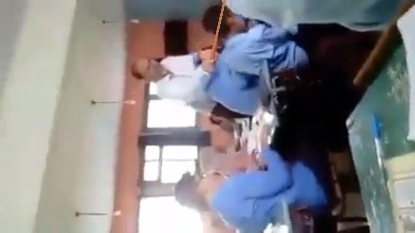 الفيديو الذي بسببه تم توقيف أستاذ عنف تلاميذه في مدينة تطوان