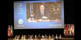 المغرب يتولى رئاسة المؤتمر 22 للدول الأطراف في اتفاقية حظر الأسلحة الكيماوية