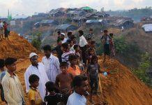 لاجئون روهنغيون في بنغلادش يطالبون بقوات حفظ سلام قبل عودتهم لميانمار