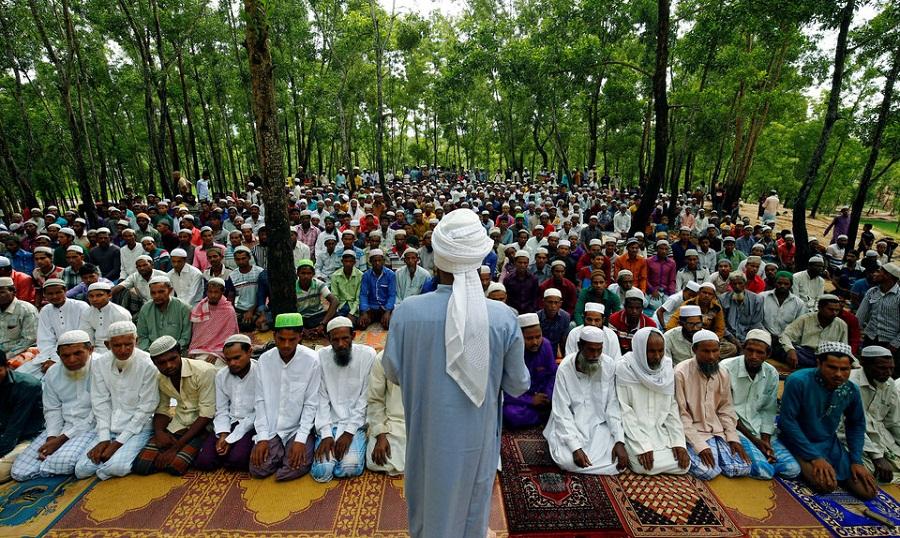 قيادي روهنغي: ميانمار تهدف إلى محو المسلمين من أراكان