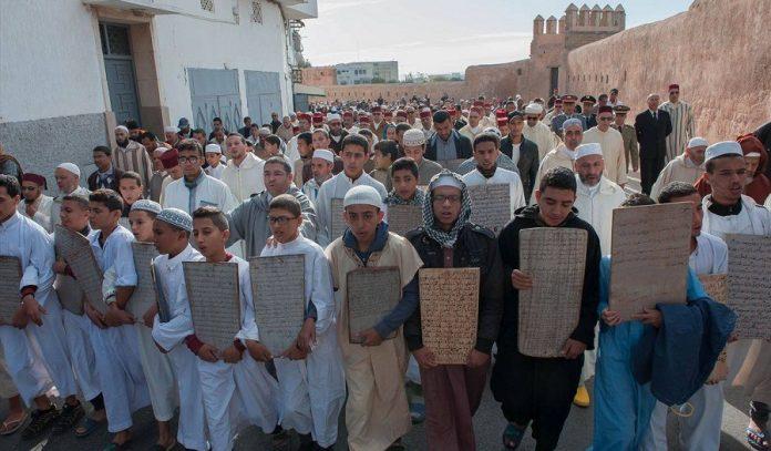 صور وفيديوهات.. صلاة الاستسقاء بمجموعة من المدن المغربية