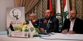 """بالفيديو.. حماس تتهم """"إسرائيل"""" بالمسؤولية عن اغتيال """"الزواري"""" بالتعاون مع """"جهات أخرى"""""""