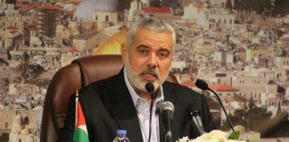 حماس: إدراج واشنطن هنية على قائمة الإرهاب يكشف عمق انحيازها لإسرائيل