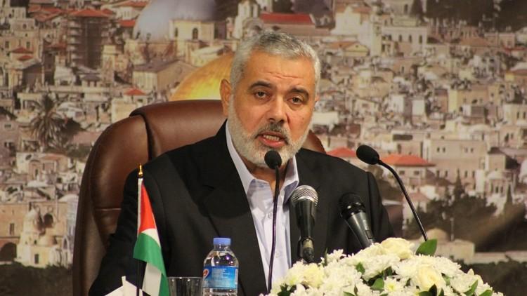 إسماعيل هنية: عملية رام الله رسالة للصهاينة للابتعاد عن القدس