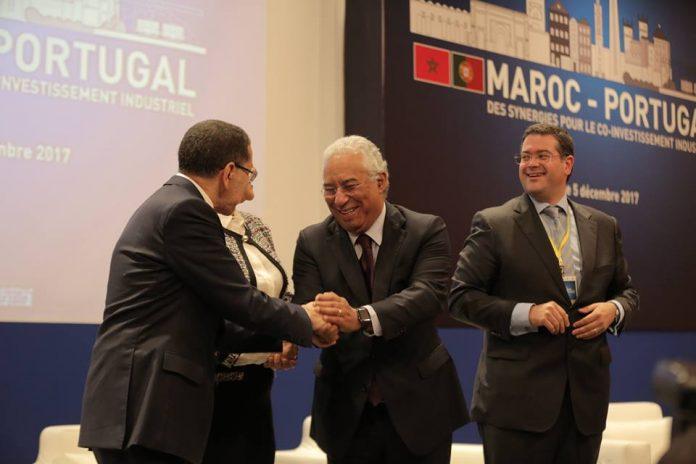 الوزير الأول البرتغالي ممازحا العثماني: سنتعاون في بطولة كأس العالم ونزيح معا خصومنا