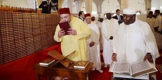 الملك خامس شخصية مؤثرة في افريقيا خلال 2017