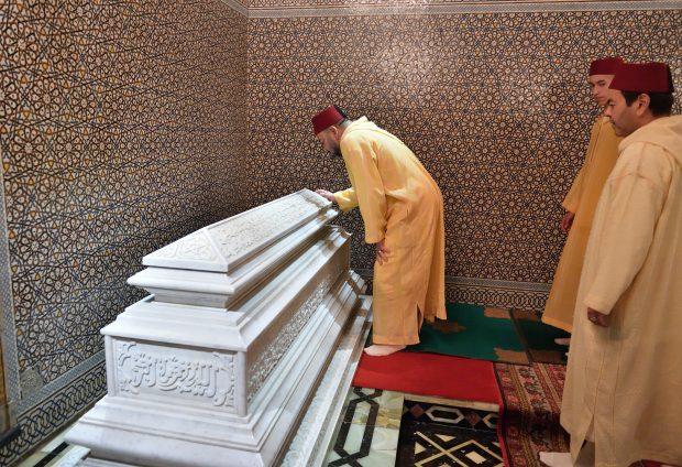 الطريقة التيجانية بمالي تعرب عن خالص امتنانها للملك على العناية التي يوليها لها