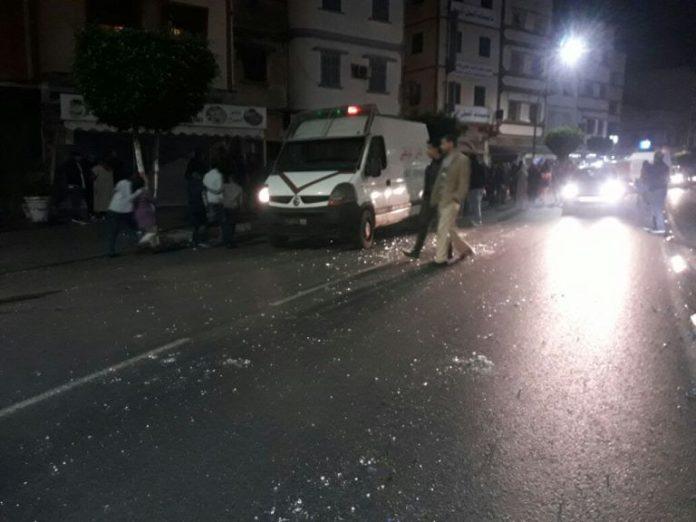 انفجار قوي يهز مقهى شعبي بالدار البيضاء (صور)