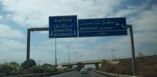 توقف حركة السير بمقطع على الطريق السيار الدار البيضاء-مراكش