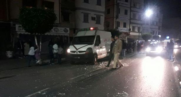 وزارة الصحة: حالة المصابين في الانفجار الذي هز مقهى بالبيضاء مستقرة