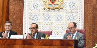 مجلسا النواب والمستشارين يفتتحان الدورة الاستثنائية الثلاثاء المقبل