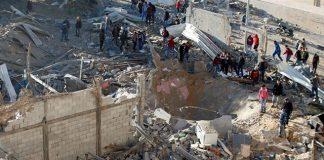 غزة بمرمى الطيران الصهيوني مجددا
