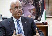 تصريحات مفاجئة لعريقات: ليبرمان هو الرئيس الفِلسطيني والسُّلطة ستختفي