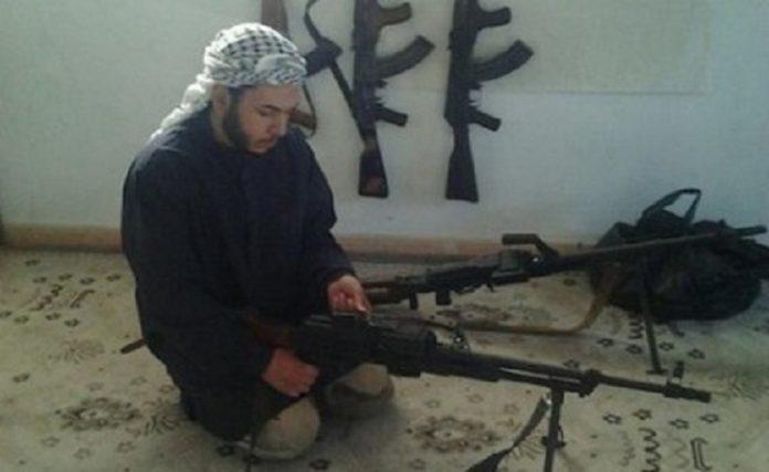 وفاة ابن مدينة المضيق أشرف جويد بصاروخ، بعد التحاقه بالتنظيم المتطرف داعش بسوريا