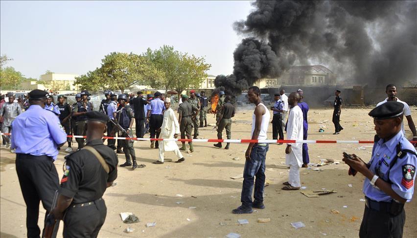 13 قتيلًا على الأقل جراء تفجير انتحاري شمال شرقي نيجيريا