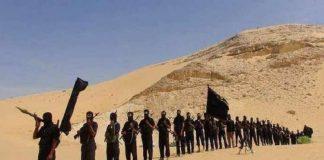 """مقاتلات عراقية تنفذ ضربة جوية ضد """"داعش"""" داخل الأراضي السورية"""
